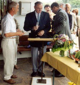 Schatzmeister Hölzl 1977-1979