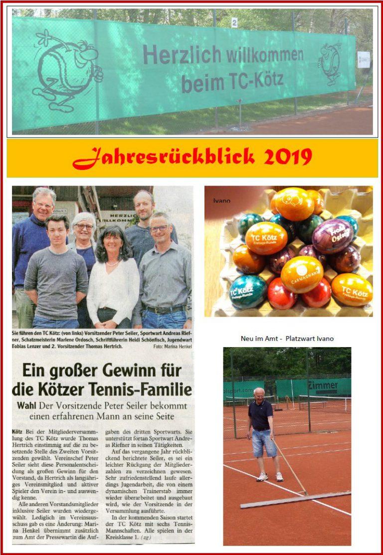 Rueckblick 2019