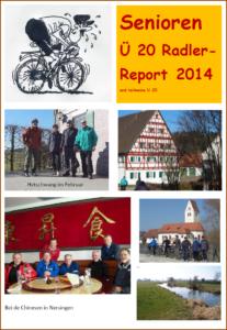 Radlerrückblick 2014