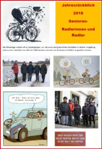 Radlerrückblick 2018