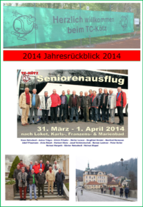 Rueckblick 2014