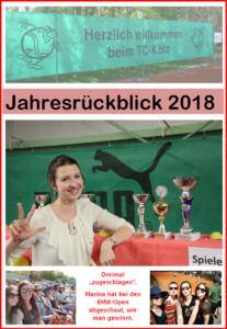 Rueckblick 2018